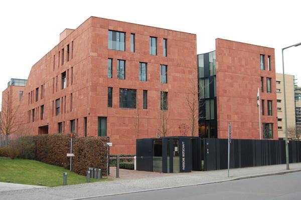 Indien Konsulat Frankfurt