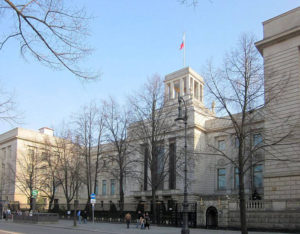 Russische Botschaft Berlin