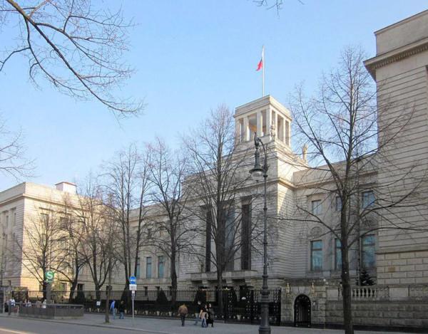 Russische Botschaft Berlin - Russland Visum Berlin