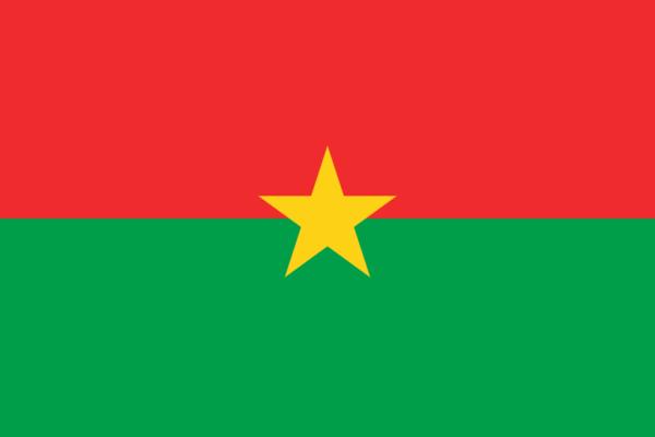Burkina Faso Visum, Botschaft & Konsulat