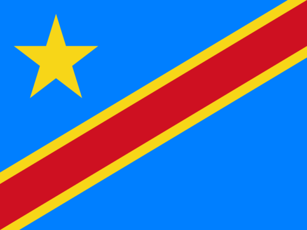 Kongo DR Visa, Botschaft & Konsulat