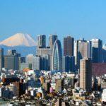 Größte Städte Tokio Fuji